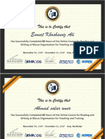 First list certificates.pdf