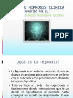 CURSO DE HIPNOSIS CLINICA MODULO INTRODUCCION.ppsx