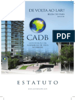 Estatuto CADB