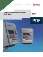 Bosch Rexroth EFC3600 Manual