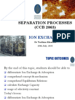 Ion Exchange1