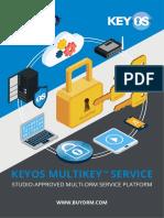 BuyDRM KeyOS MultiKey Service Product Sheet-PDF