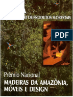 Prêmio Nacional - Madeiras da Amazônia, Móveis e Design