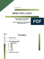 pdh/sdh