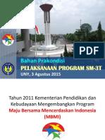 Bahan Prakondisi Program SM3T v-2015 (Moch. Slamet)