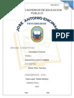 Documentos y Libros Contables