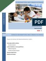 Doenças neuromotoras mais comuns na criança (Só de Leitura)