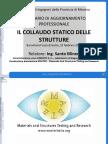 Il Collaudo Statico Delle Strutture - Barcellona p.g. 22feb2014
