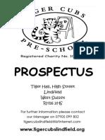 website prospectus jan18 pdf