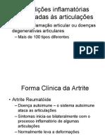 Artrite reumatóide 16-17