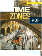 Time Zones 4 - Second Edition - Teacher Book