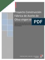 Proyecto Fabrica de Aceite de Oliva