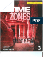 Time Zones 3 - Second Edition - Teacher Book