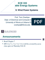 ECE333 Renewable Energy Systems 2015 Lect9