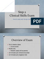 Step 2 Clinical Skills Exam