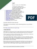Linux GNU ddrescue Manual