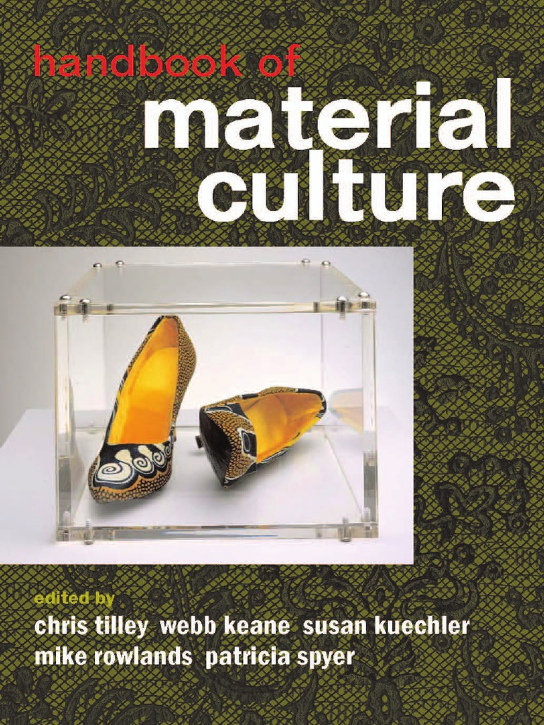 Handbook of Material Culture | Anthropology | Museology