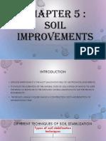 Soil Improvements