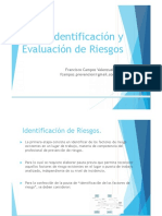 Microsoft Powerpoint - Evaluacion de Riesgos