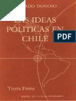 Donoso - Las Ideas Políticas en Chile