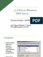 SERVREDES - Aula 10,5 - DNS aplicado ao Windows 2003 Server.pdf
