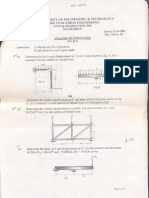 Structures Analysis Paper 2009