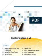 2. Implementing a VI