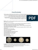 Cecas Provinciales