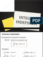 INTREGRAL REGLAS BÁSICAS