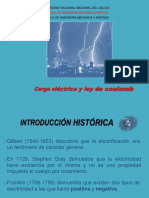 Carga Elctrica Ley Coulomb