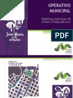 Operativo Municipal - Festival Nacional de Doma y Folklore
