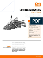 Eriez Sl08 Lifting Magnets Brochure