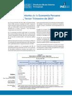 04 Informe Tecnico n04 Producto Bruto Interno Trimestral 2017iii