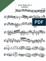 Bach Bwv 996