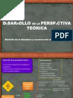 C4MI. Desarrollo de La Perspectiva Teorica - Revision de La Literatura y Construccin Del Marco Teorico 1