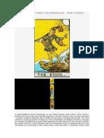 As Cartas Do Tarot de Marselha