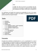 Contratenor - Wikipedia, La Enciclopedia Libre