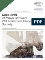 WEF GAC15 Deep Shift Software Transform Society