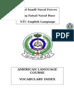 Alc Vocabulary