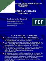 Lacuifero de La Yarada en Emergencia 04-12-2008 2