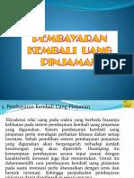 3. Pembayaran Pinjaman 2007