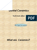 Dental Ceramics New