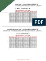 Consulplan_gabarito Oficial -Cismireca9779