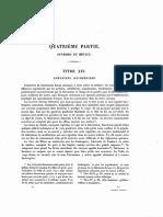 """excerpt of """"Métiers de Paris"""" re. armourers"""