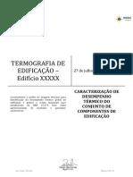 Termografia Modelo
