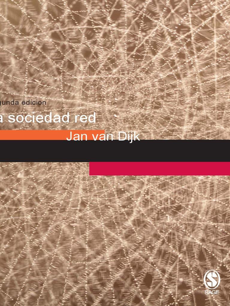 la sociedad red -Jan Van Dijk traducido