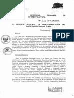 Resoluci n Gerencial Regional de Infraestructura N 049-2015-GR-JUNIN GRI