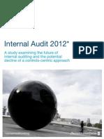 PwC-Internal Audit 2012