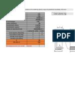 Diagrama Interacción Hormigón III SI