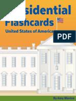 Presidential Flashcards